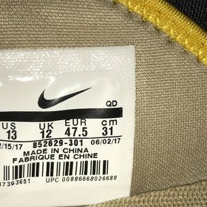 07bb59f447 Nike Shoes - NWOT Nike Air Footscape Natural Motion Shoes sz 13